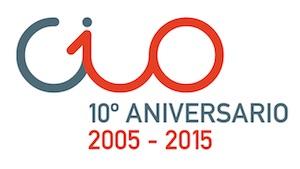 Logo X Aniversario del CIO