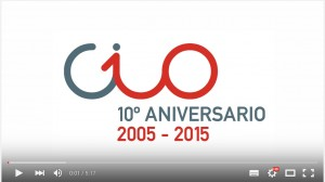 Video X Aniversario del CIO